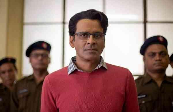 Manoj Bajpayee in Mrs Serial Killer