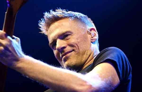 Bryan Adams (Photo: Internet/Archives)