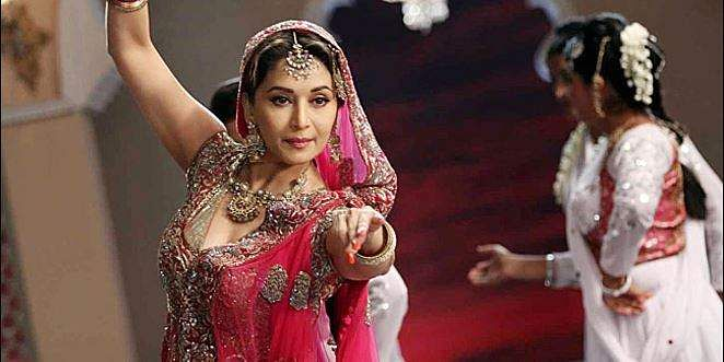 Madhuri's role as the scheming Begum Para in Abhishek Chaubey's Dedh Ishqiya won her a lot of critical praise