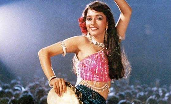 N. Chandra's 1988 action film Tezaab propelled Madhuri into mainstream success and also featured the iconic song Ek Do Teen
