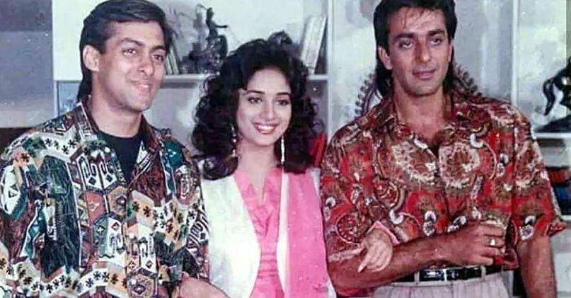The following year Madhuri starred in the romantic drama Saajan, which would also go ahead to become the highest grosser of the year, cementing her cred as a superstar
