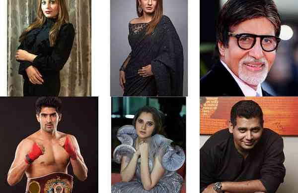 Celebrities featured in Guzar Jayega