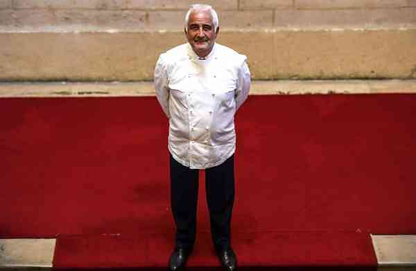 French chef Guy Savoy (AFP/Christophe Archambault)