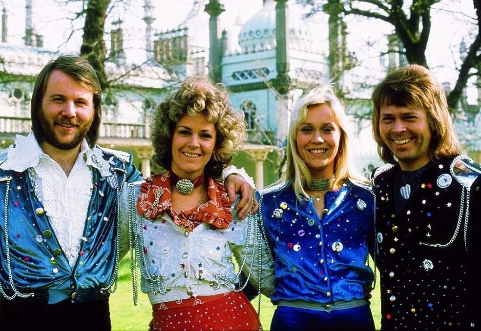 ABBA (Photo: Internet/Archives)