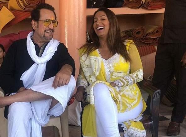 Kiran Kumar and Kashmera Shah (Photo: IANS)