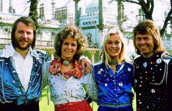 ABBA (Photo: Internet/Archives)