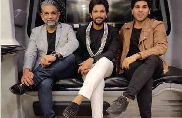 Allu Sirish: Blessing to have brothers like Allu Arjun, Allu Bobby (Photo: IANS)