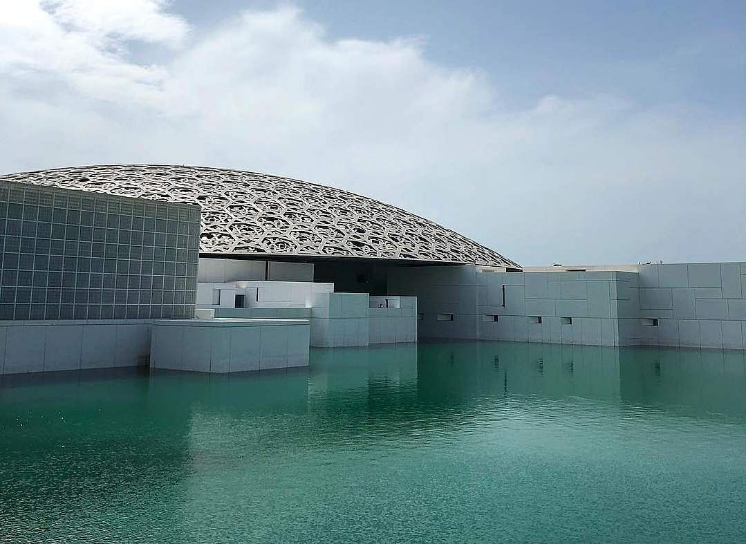 Louvre Abu Dhabi (Photo: Internet/Archives)