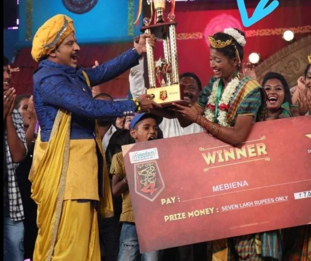 Kannada TV actress Mebeina Michael (Photo: IANS)