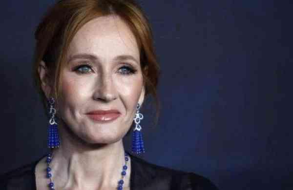 JK Rowling (Photo: IANS)