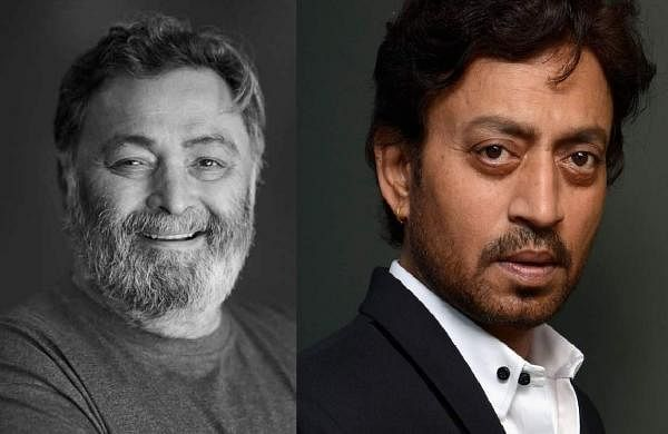 Rishi Kapoor & Irrfan Khan (Photos: IANS)