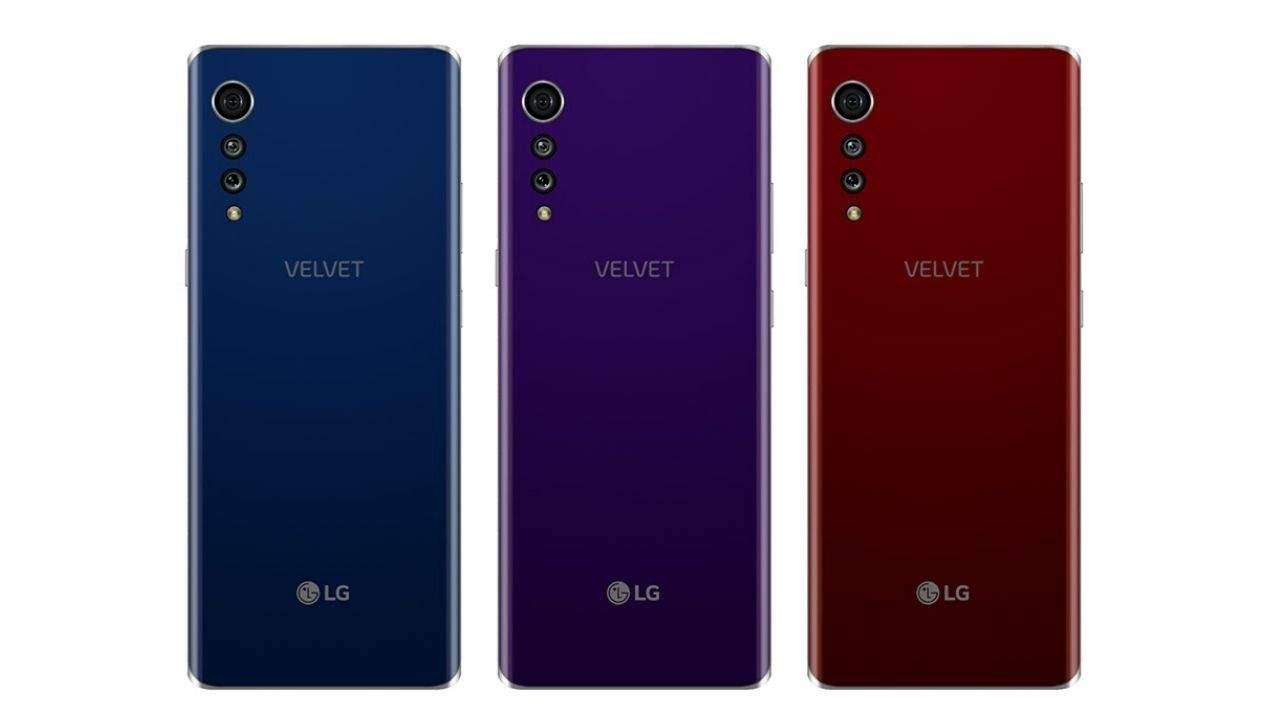 LG Velvet, LG's upcoming flagship range features a 'raindrop' cam, 3D arc design and 'tactile elegance'. Phone emphasises design, aesthetics, premium feel. Coming soon.