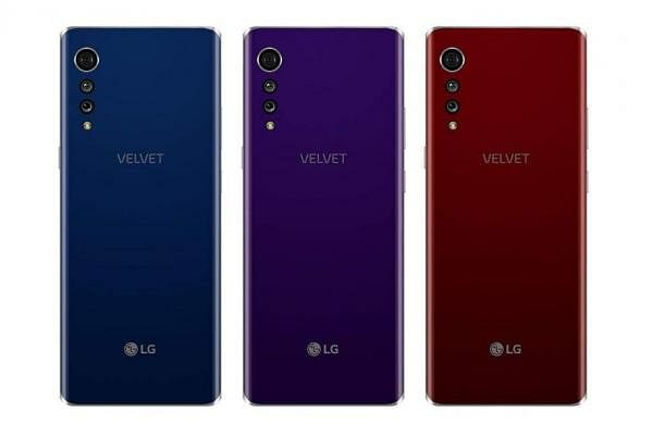 LG Velvet, LG's upcoming flagship range features a 'raindrop' cam, 3D arc design and 'tactile elegance'. Phone emphasises design, aesthetics, premium feel. Coming soon.