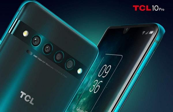 TCL's 10 Pro comes with a fantastic FHD+ curved AMOLED display & 64MP quad-cam. The flagship phone offers vivid HDR display and takes excellent shots/video even in low light. INR 34,000. Coming soon.