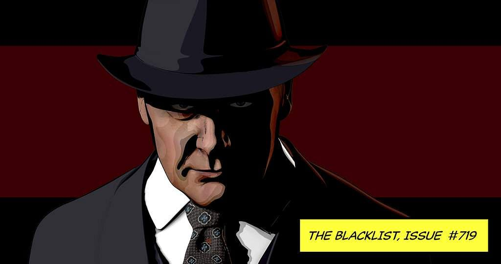 An animated version of Raymond 'Red' Reddington (Sony Pictures Television via AP)