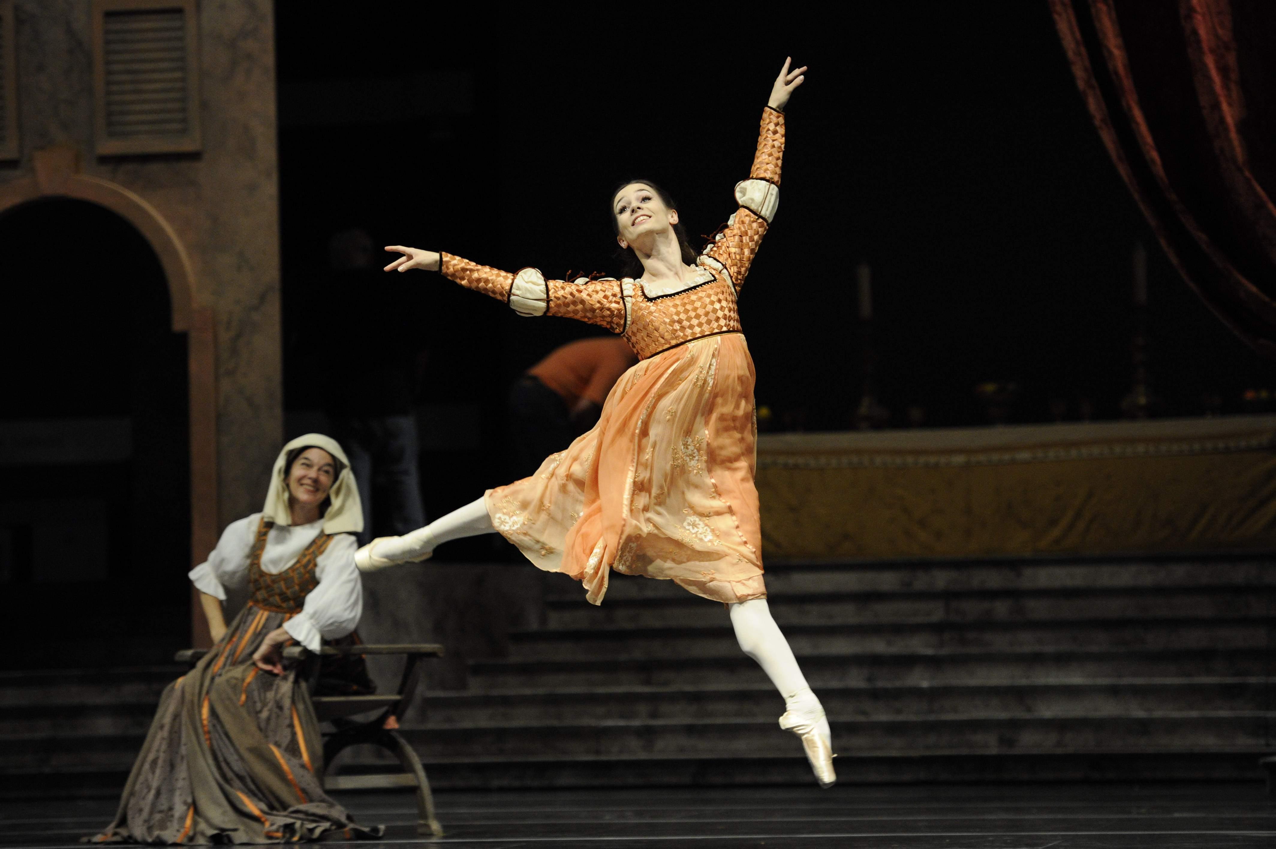 Maria Kochetkova in Tomasson's Romeo & Juliet © Erik Tomasson
