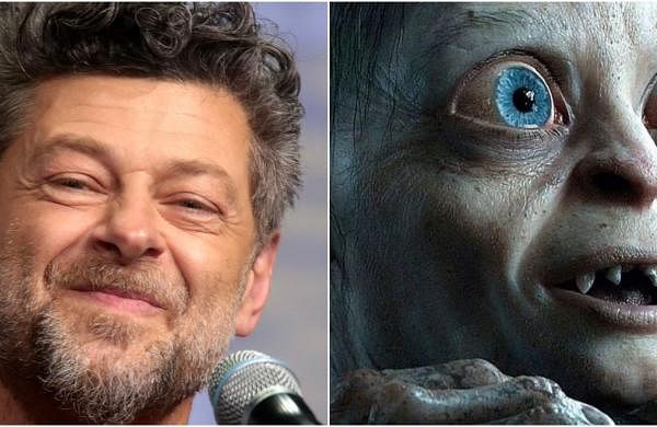 Andy Serkis, and Gollum