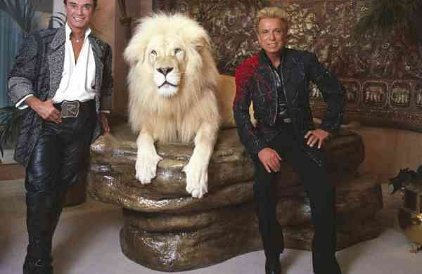 Siegfried and Roy by Carol M Highsmith (Image: Internet/Archives)
