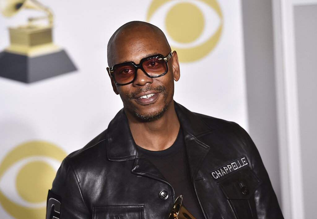 Dave Chappelle (Photo by Charles Sykes/Invision/AP, File)