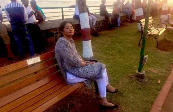 Ali Fazal's mother (Photo: IANS)
