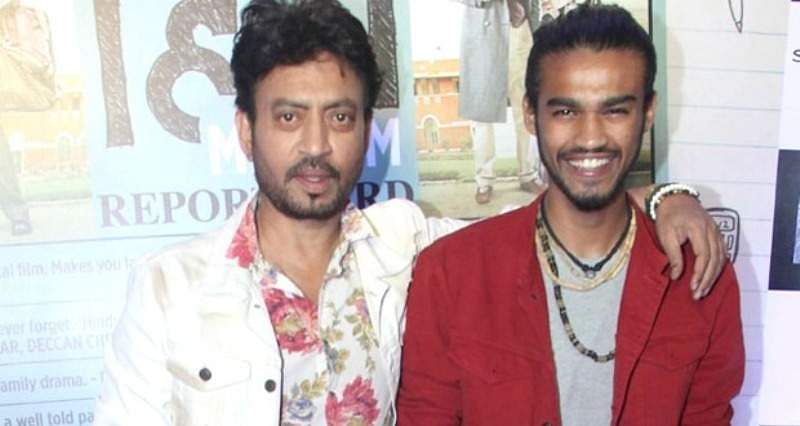 Do it if you want to rebel against nepotismbut don't use Sushant as a reason: Irrfan Khan's son Bab