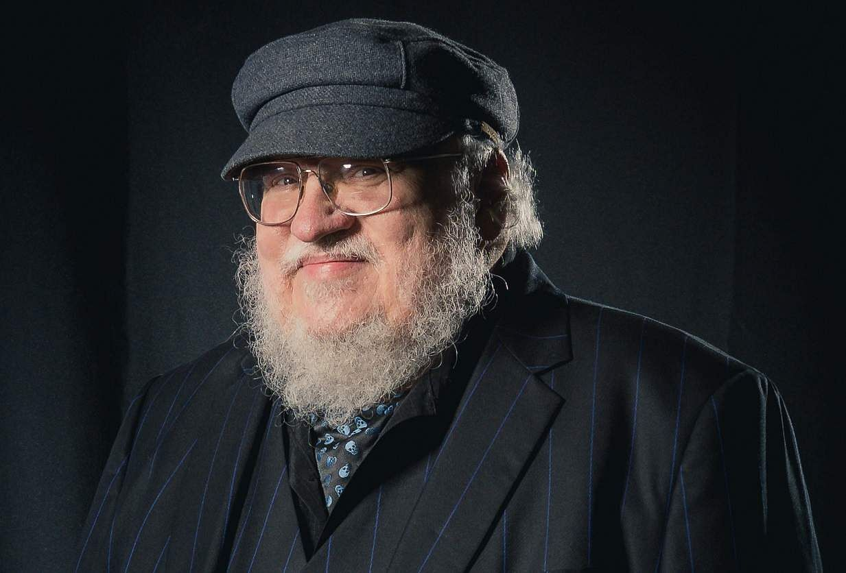 George RR Martin (Photo by Henry Söderlund)