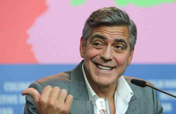 George Clooney (Photo: IANS)