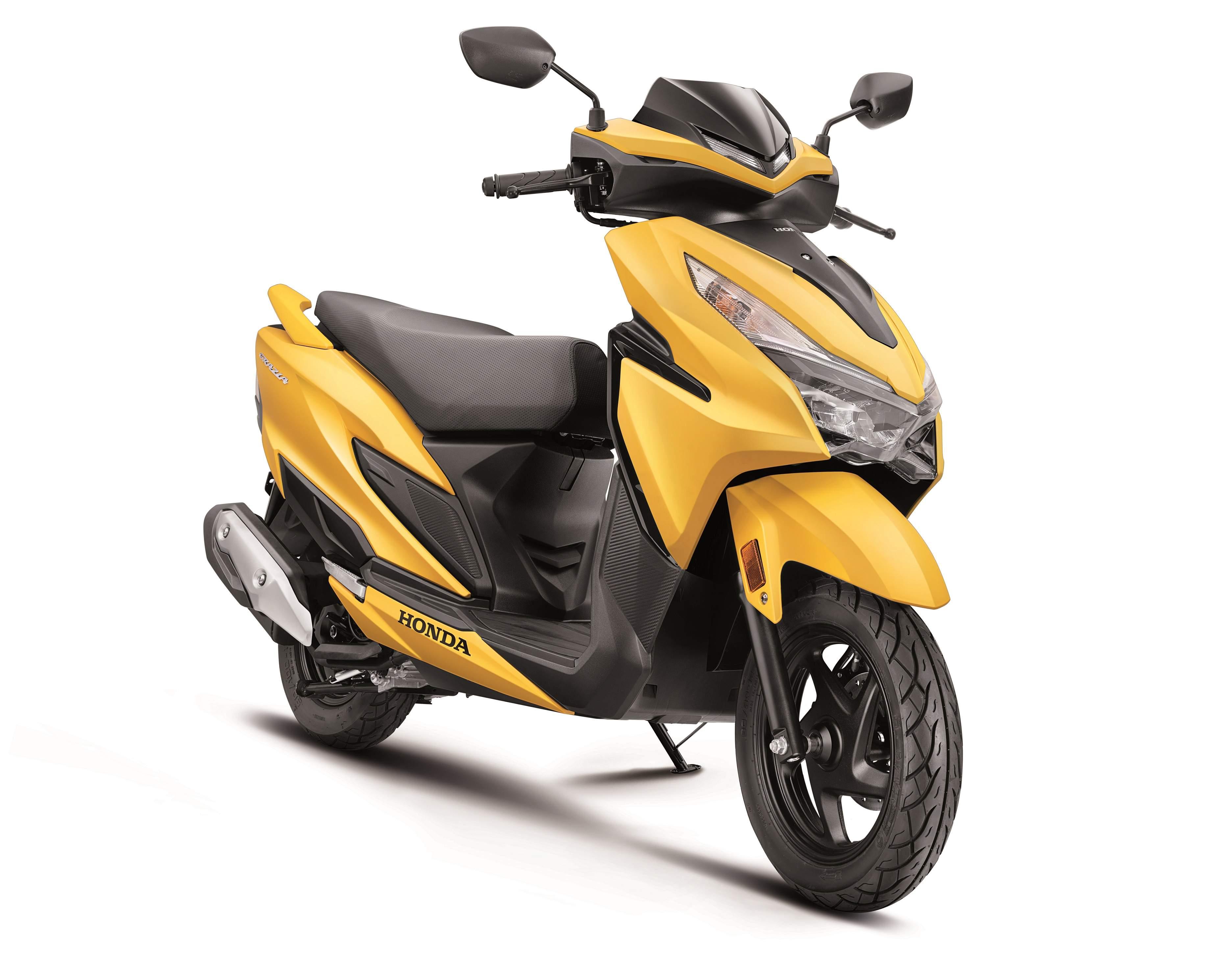 Honda_Grazia_125_BSVI