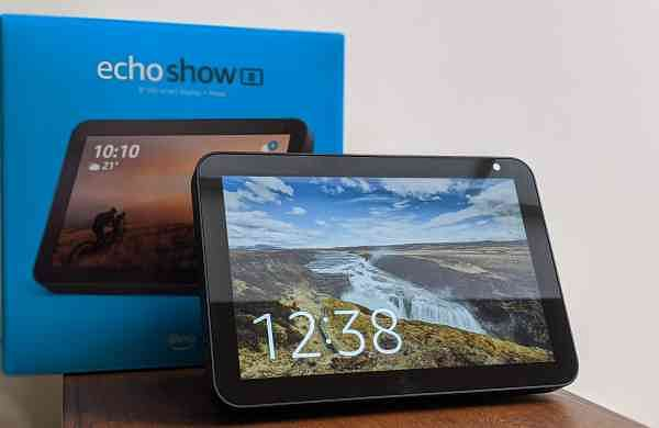 Alexa-powered Echo Show 8