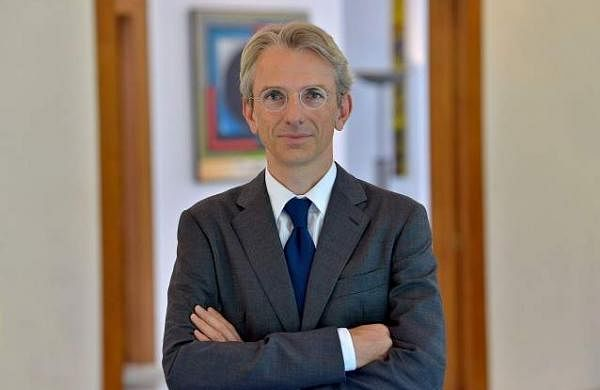 Emmanuel Lenain, Ambassador of France to India