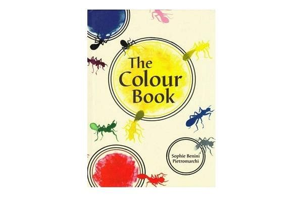 The Colour Book by Sophie Benini Pietromarchi