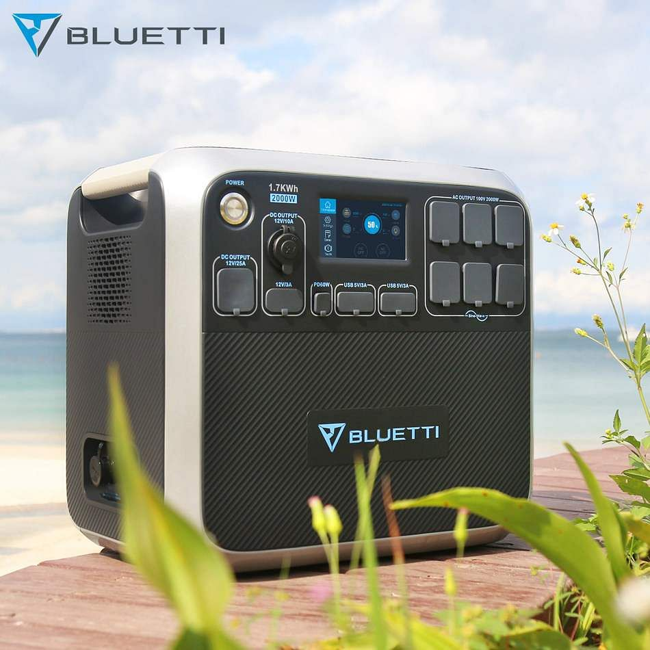 Bluetti AC 200 Solar