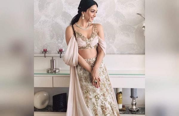 Kiara Advani in Manish Malhotra