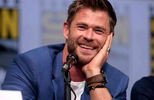 Chris Hemsworth (Internet Archives)
