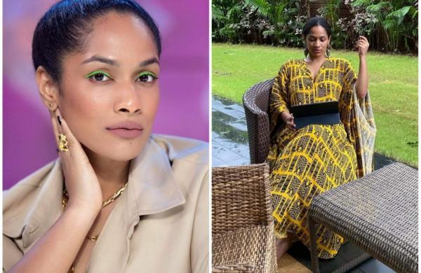Fashion Designer Masaba Gupta Shares 5 Work From Home Tips