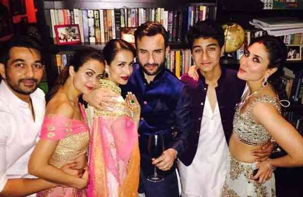 Saif turns 50 (IANS)