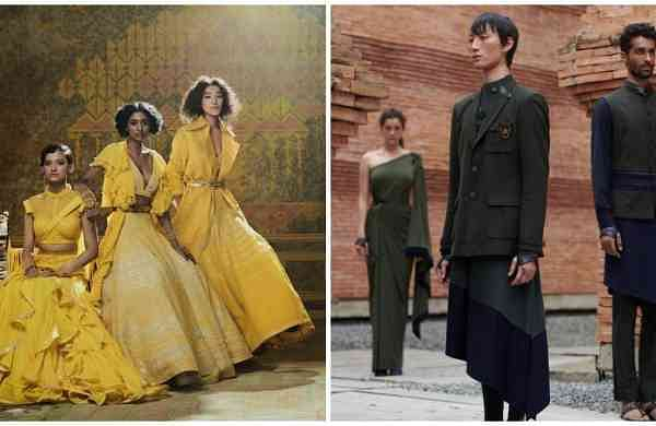 Shantanu & Nikhil couture and pret