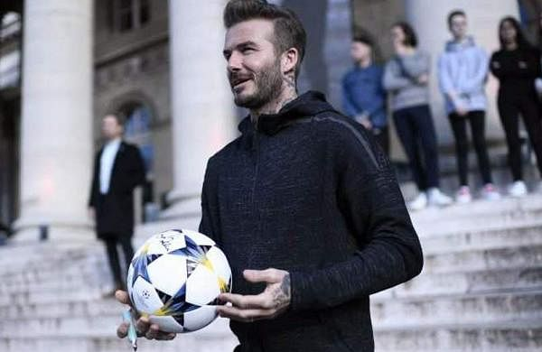 David Beckham to make a film on his life: reports