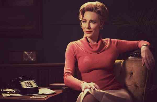Cate Blanchett on Mrs America, feminism and the challenges of playing a historical figure