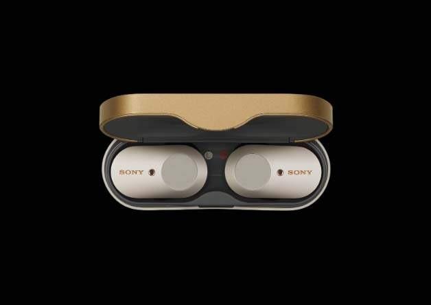 sony wireless earbuds