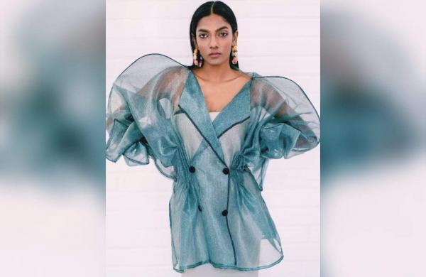 Arc Jacket by Sanah Sharma