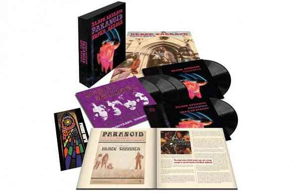 Black Sabbath 50th Anniversary Box Set