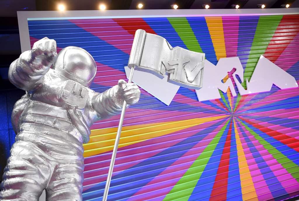 MTV Moon Man (Photo by Evan Agostini/Invision/AP, File)