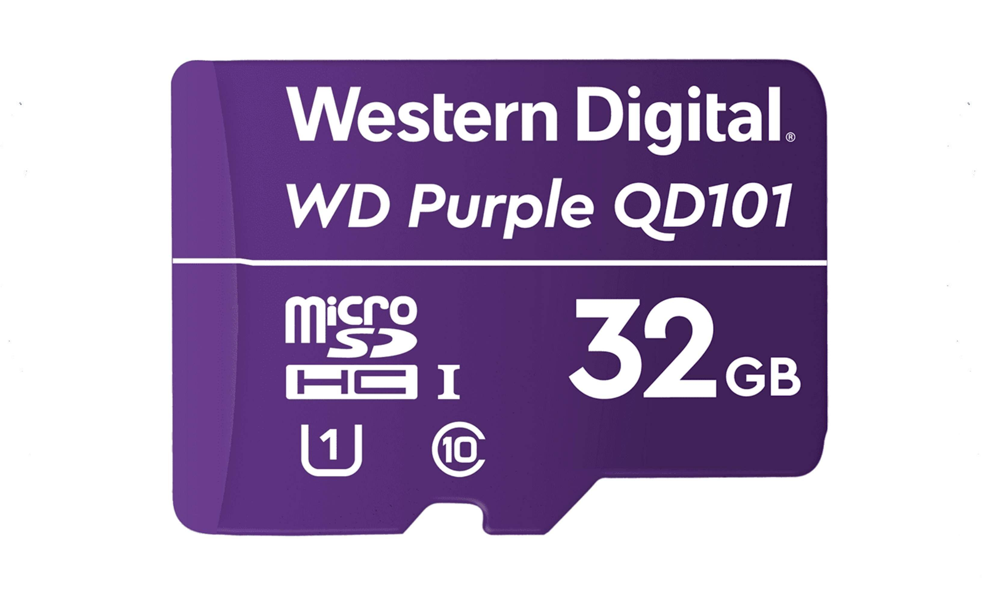 WD Purple Micro SD
