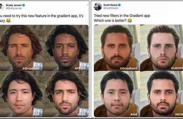 Pictures posted by Brody Jenner and Scott Disick