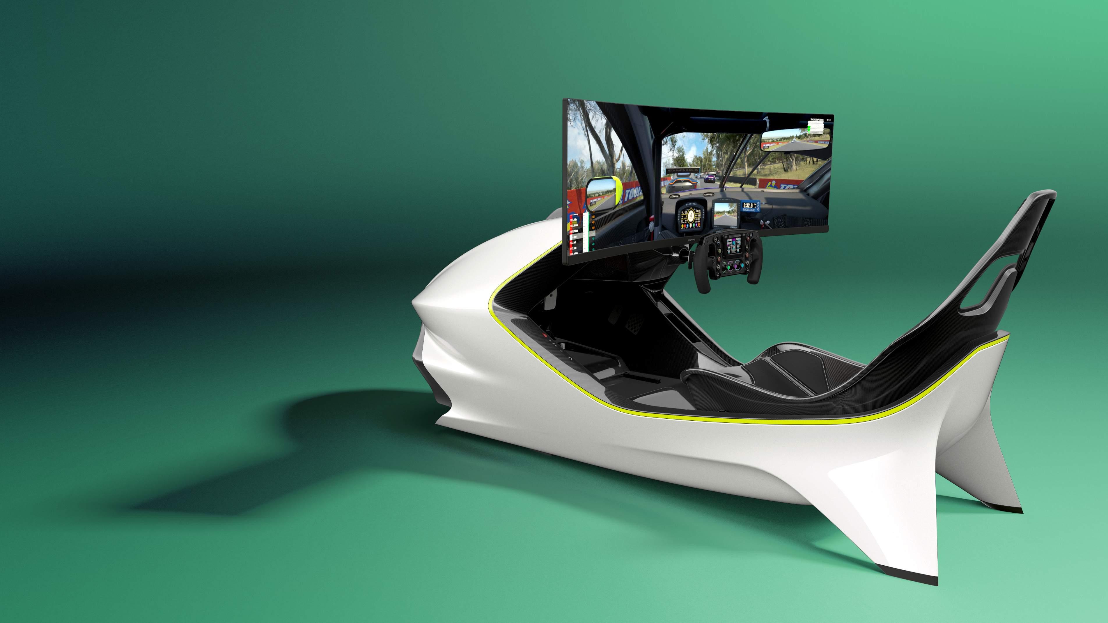 Aston Martin Simulator