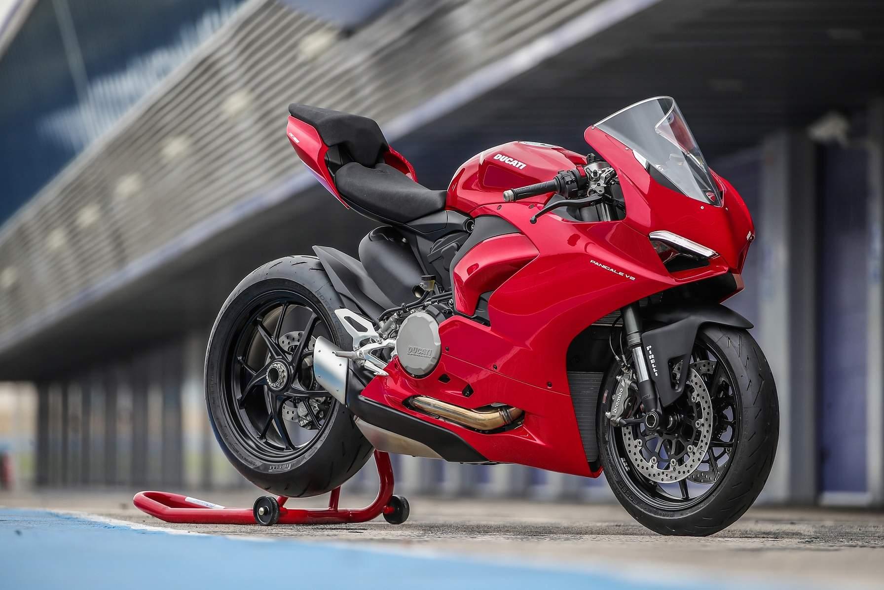 Ducatti Panigale V2