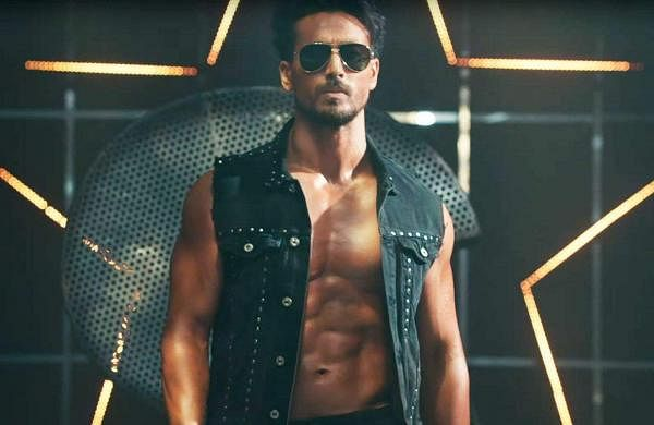 Tiger Shroff in I Am A Disco Dancer 2.0