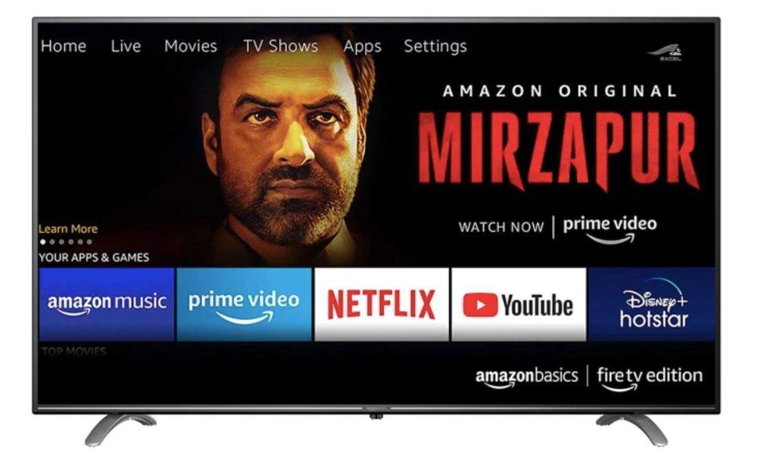 AmazonBasics Fire TV