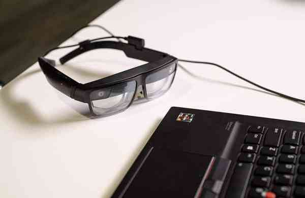 Lenovo's ThinkReality A3AR glass launched at CES 2021